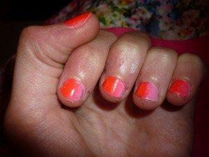 Mon Nail Art dégradé a l éponge dans nail art dégradé a l éponge p1080724-300x225