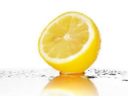 soins des ongles citron